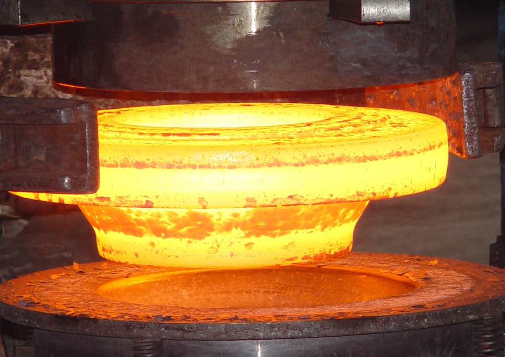 Forging Means